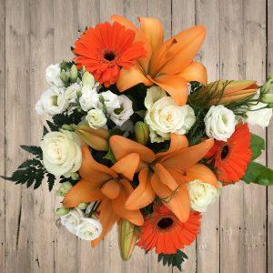 ramo-variado-naranja-tienda-online-arvena-pamplona
